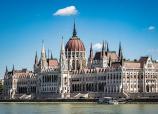 Hungarian Parliament Building tickets