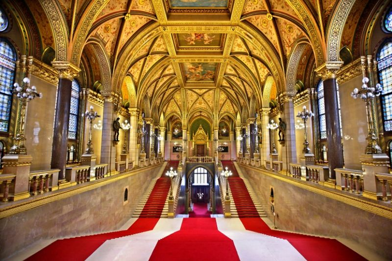 Hungarian Parliament Building tickets price