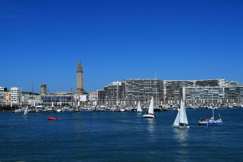 Le Havre, Normandy