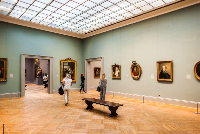 Metropolitan Museum of Art - best time to visit