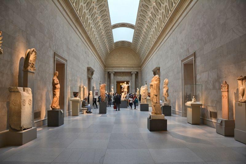 Metropolitan Museum of Art - things to see
