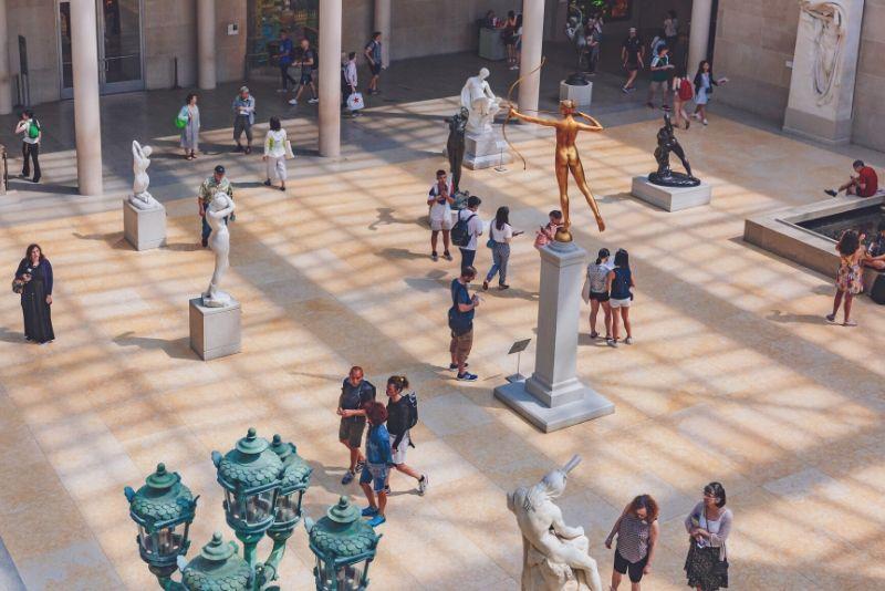 Metropolitan Museum of Art tickets price