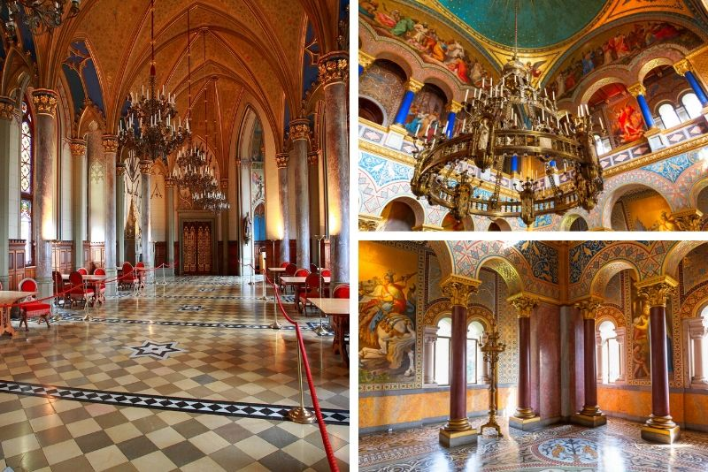 Neuschwanstein Castle tours from Munich - things to see