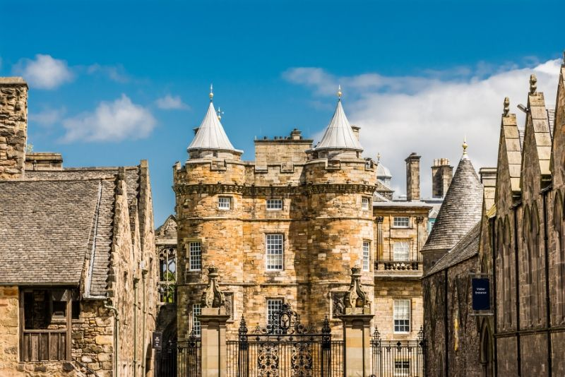 Palace of Holyroodhouse guided tours
