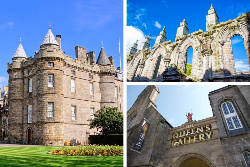 Palace of Holyroodhouse - things to see