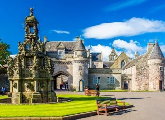 Palace of Haolyroodhouse tickets