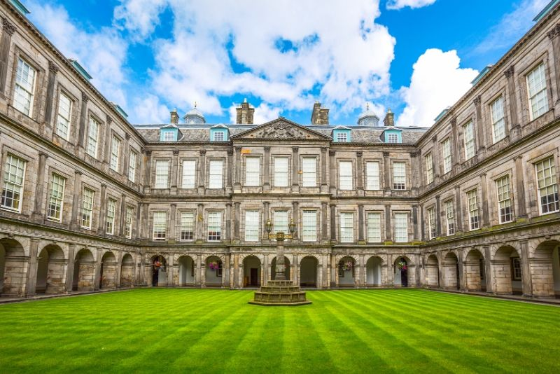 Palace of Holyroodhouse tickets price