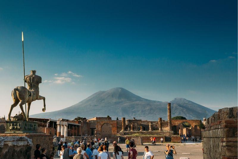 Pompei: tour di 2 ore in piccoli gruppi con un archeologo