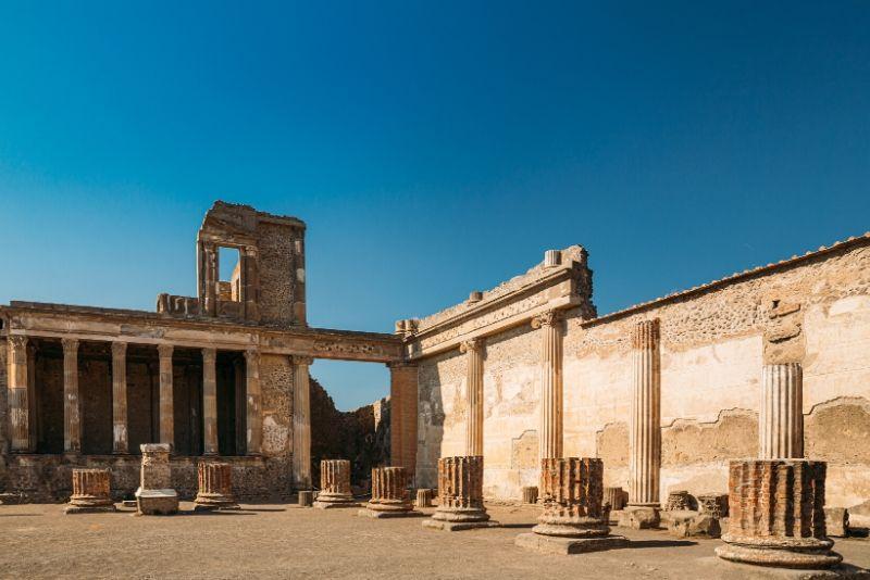 Tour privato o per piccoli gruppi di Pompei ed Ercolano