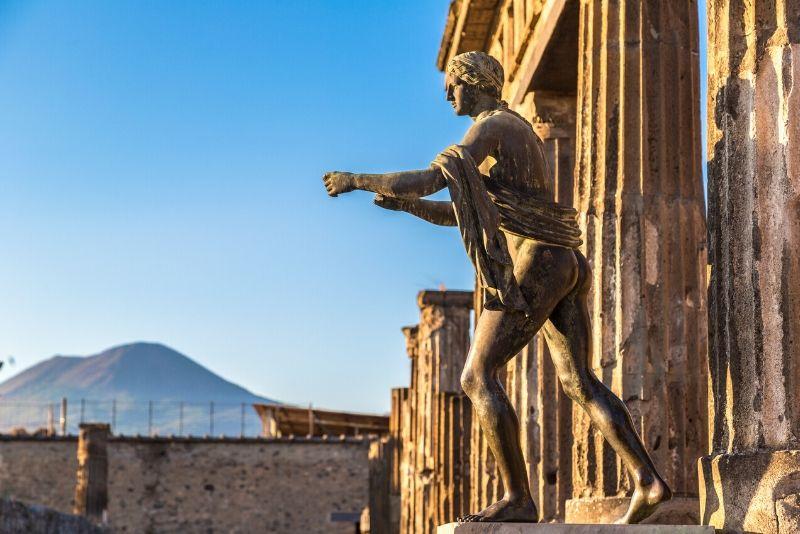 Pompei e il Monte. Gita di un giorno al vulcano Vesuvio da Roma