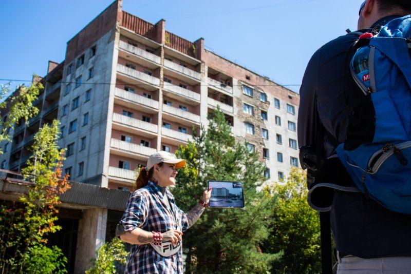 Maisons de Pripyat