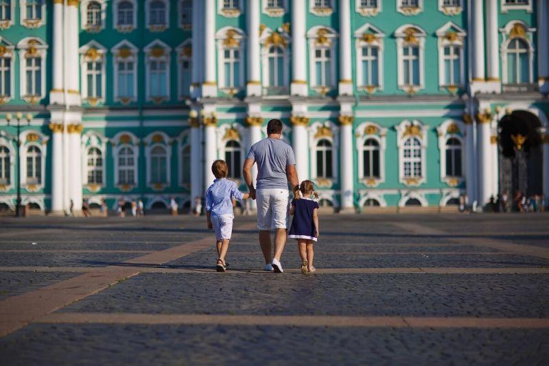 Saint Petersburg Hermitage Museum - best time to visit