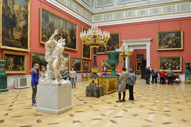 Saint Petersburg Hermitage Museum guided tours