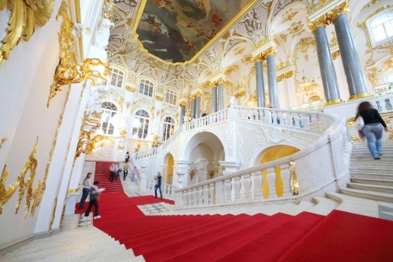 Saint Petersburg Hermitage Museum - things to see