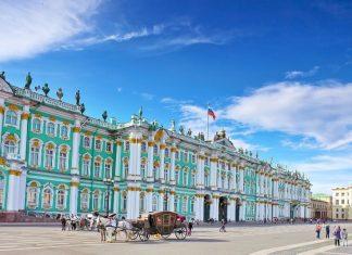 Saint Petersburg Hermitage Museum tickets