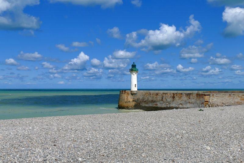 Saint-Valery-en-Caux, Normandy