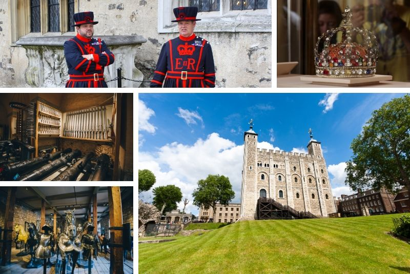 Tower of London - what to see