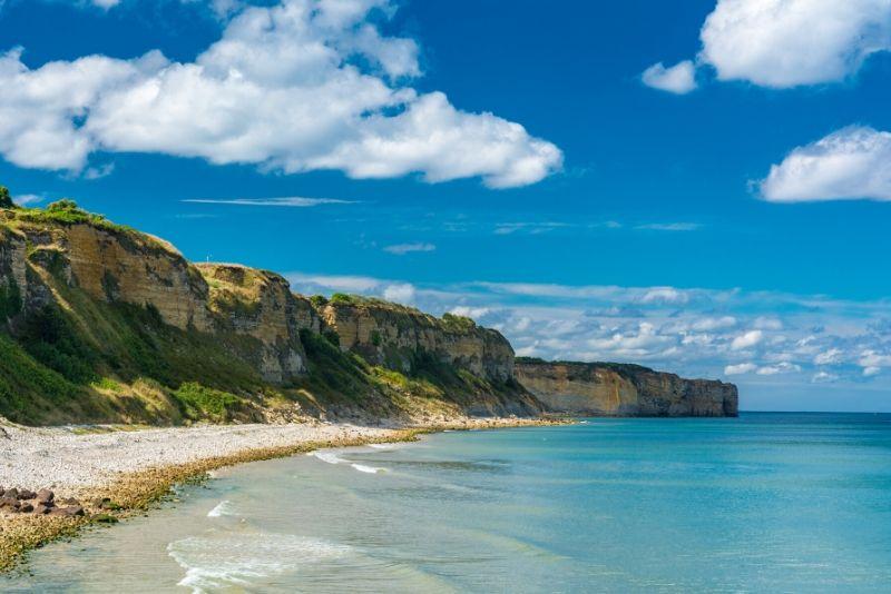 Vierville-sur-Mer, Normandy