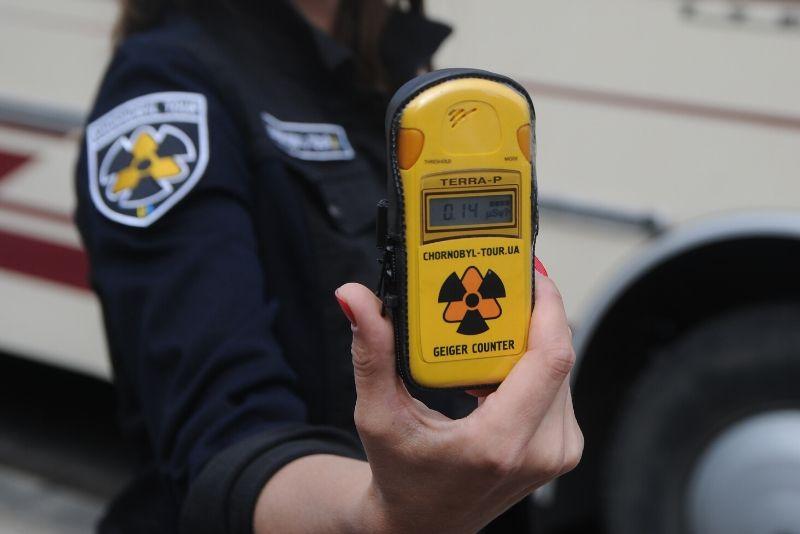 is visiting Chernobyl safe