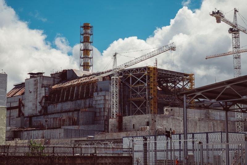 centrale nucléaire de Tchernobyl