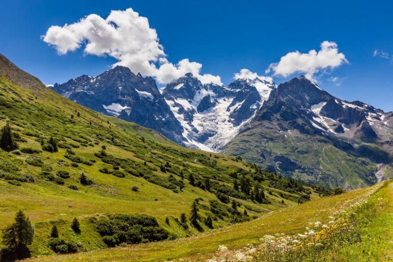 Parque Nacional de Écrins, Francia: los mejores parques nacionales del mundo
