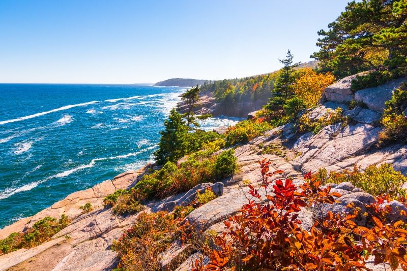 Acadia National Park, United States of America - best national parks in the world