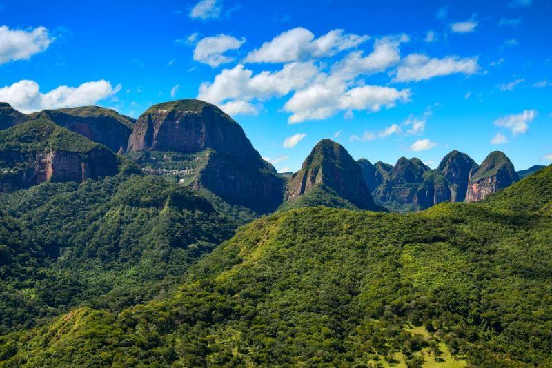Parque Nacional Amboró, Bolivia - los mejores parques nacionales del mundo