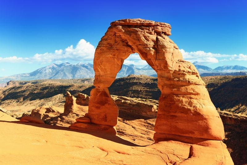 Arches National Park, United States of America - best national parks in the world
