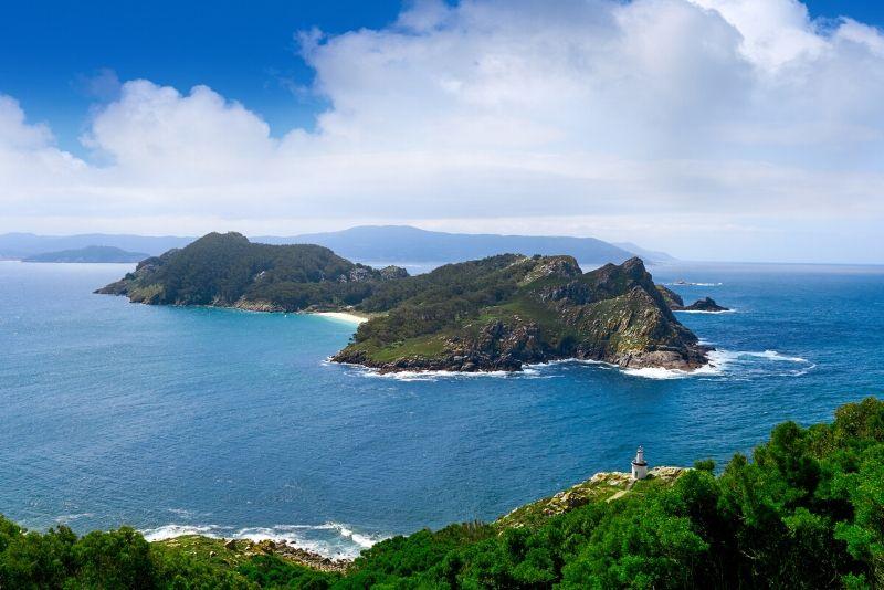 Parque Nacional de las Islas Atlánticas de Galicia, España: los mejores parques nacionales del mundo