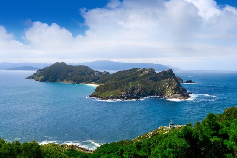 Atlantic Islands of Galicia National Park, Spain - best national parks in the world