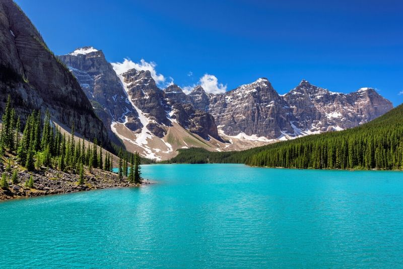 Banff National Park, Canada - best national parks in the world