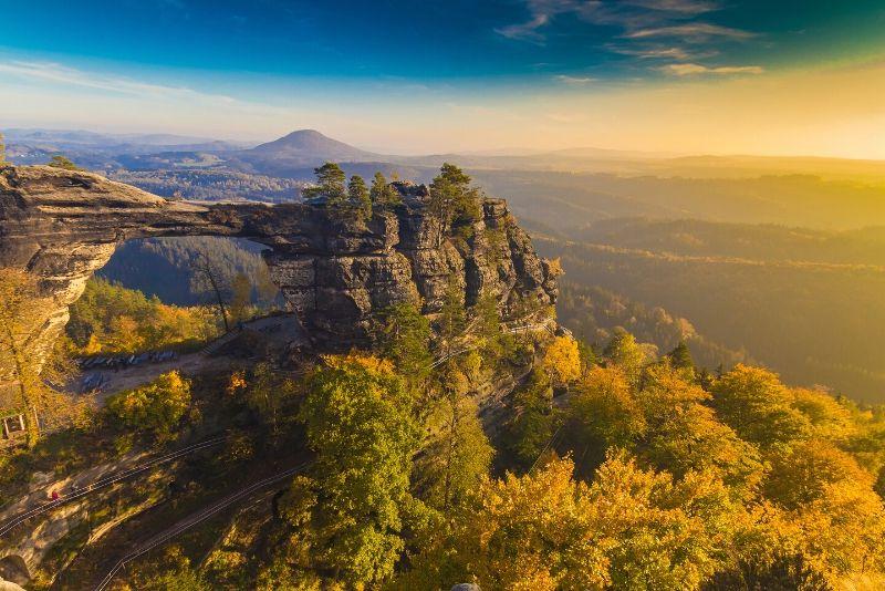 Bohemian Switzerland National Park, República Checa - los mejores parques nacionales del mundo