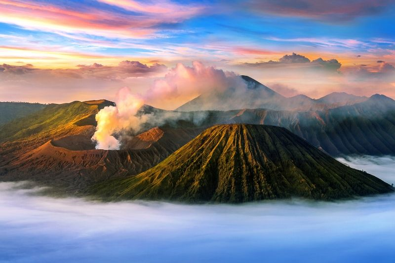 Bromo Tengger Semeru National Park, Indonesia - best national parks in the world