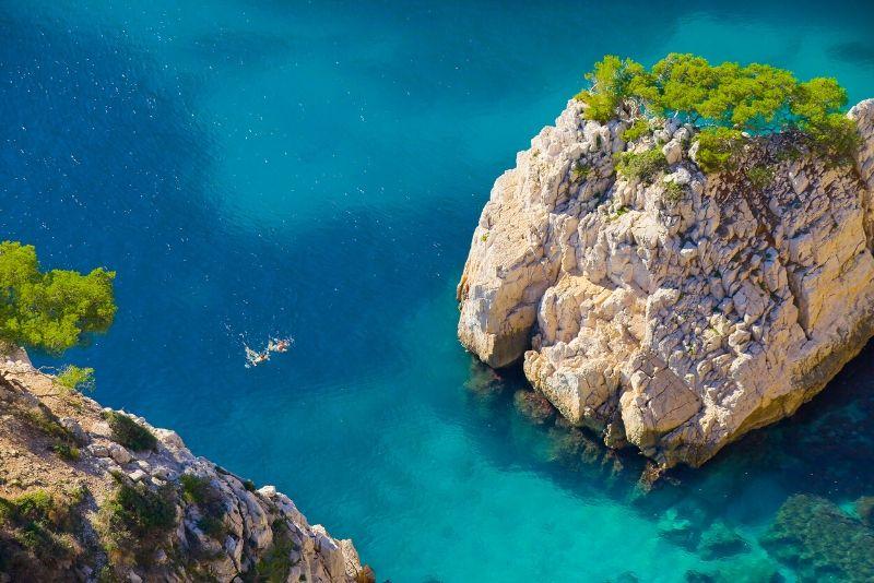 Parque nacional de Calanques, Francia - los mejores parques nacionales del mundo