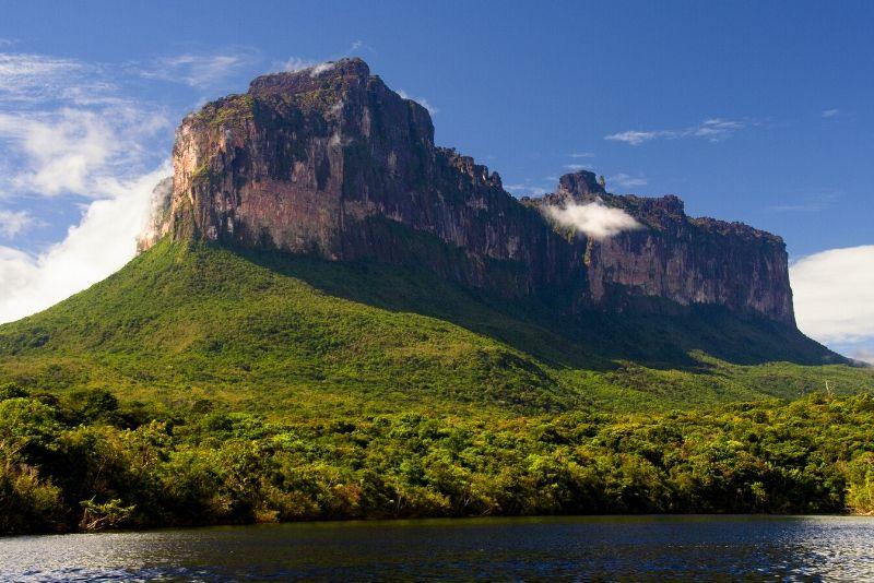 Parque Nacional Canaima, Venezuela - los mejores parques nacionales del mundo