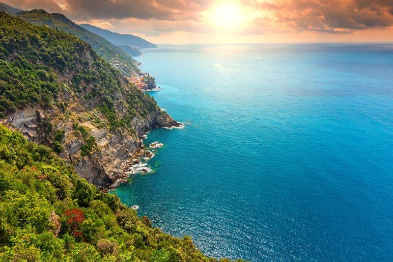 Parque Nacional Cinque Terre, Italia: los mejores parques nacionales del mundo