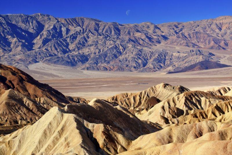 Parque Nacional del Valle de la Muerte, Estados Unidos de América: los mejores parques nacionales del mundo
