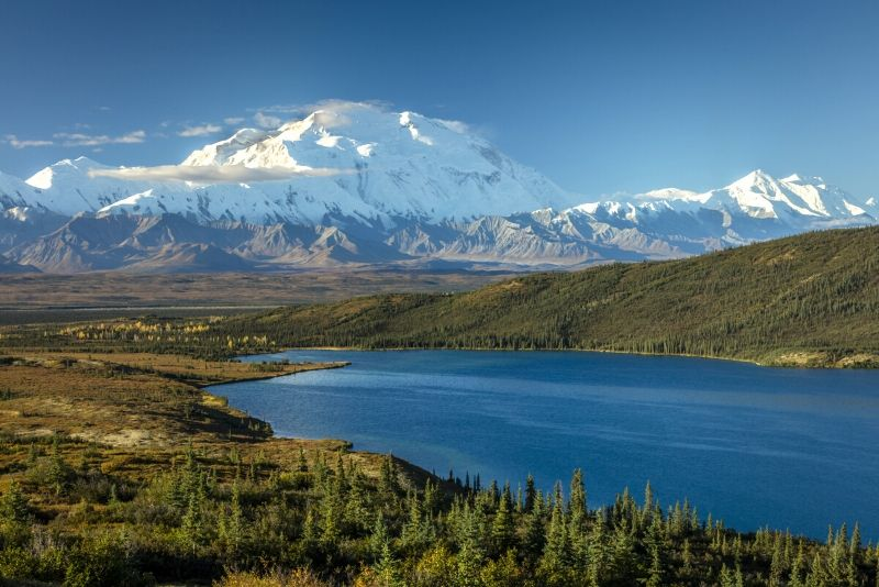 Denali National Park and Preserve, United States of America - best national parks in the world
