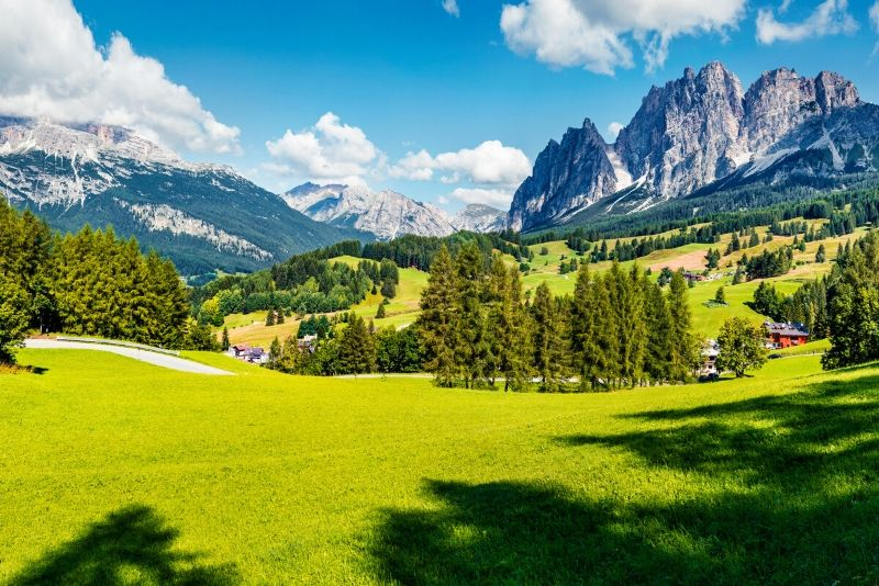 Dolomiti Bellunesi National Park, Italy - best national parks in the world