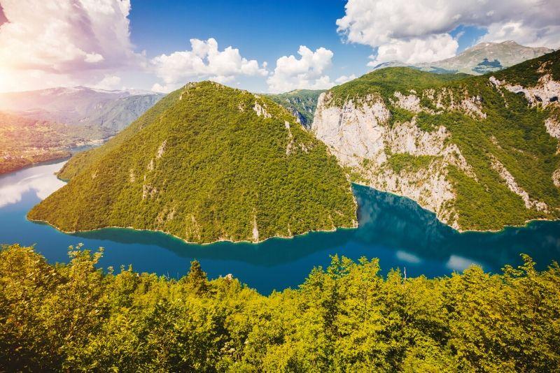 Parque Nacional Durmitor, Montenegro - los mejores parques nacionales del mundo