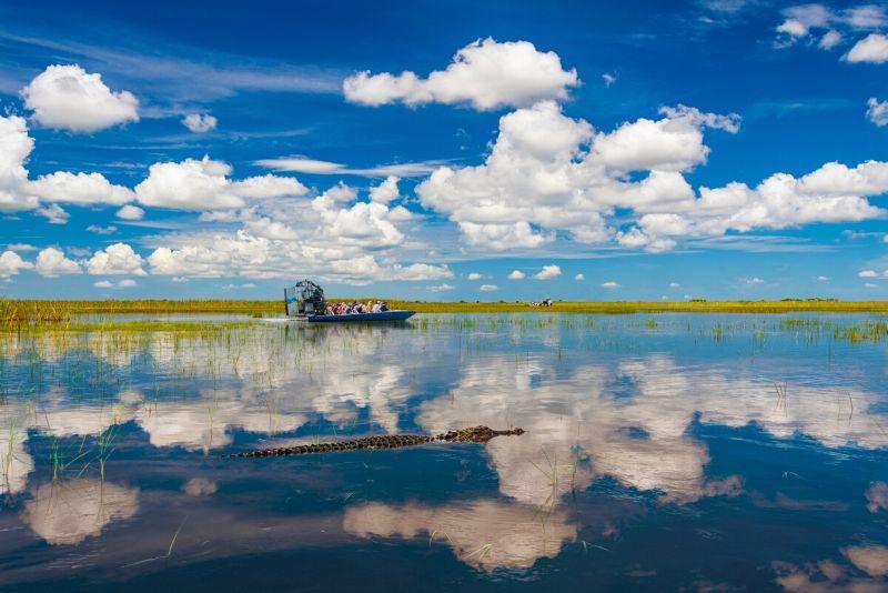 Parque Nacional Everglades, Estados Unidos de América