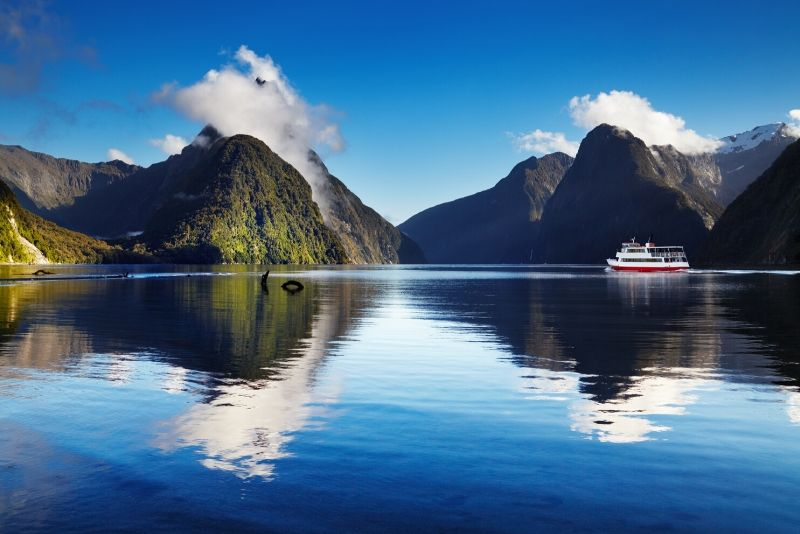 Fiordland National Park, New Zealand - best national parks in the world