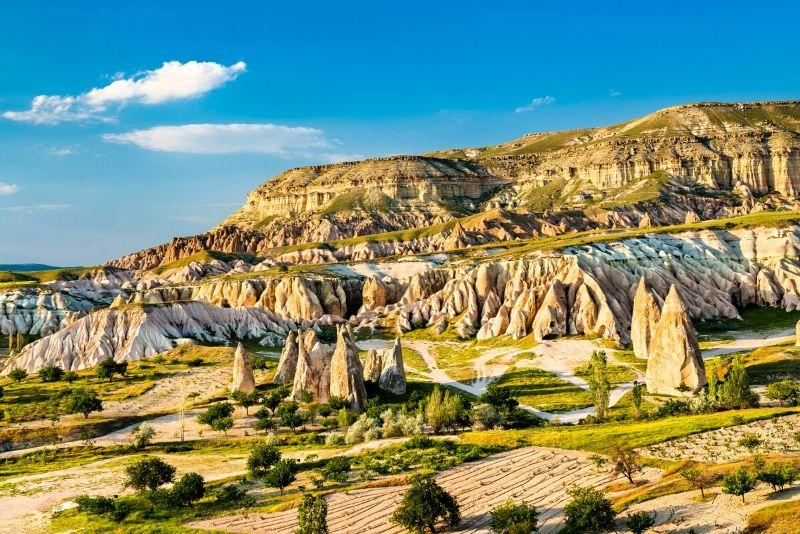 Parque Nacional de Göreme, Turquía - los mejores parques nacionales del mundo