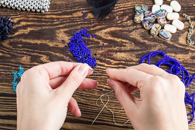 Get creative with arts & crafts