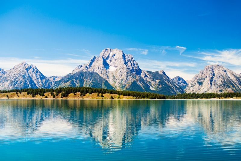 Grand Teton National Park, United States of America - best national parks in the world