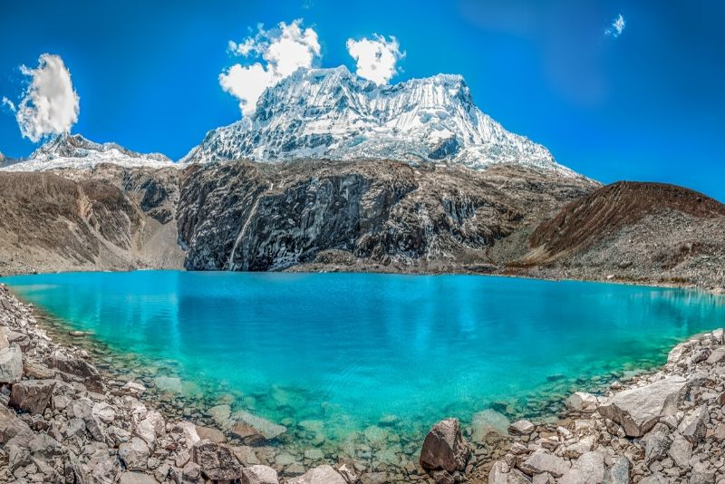 Parque Nacional Huascarán, Perú - los mejores parques nacionales del mundo