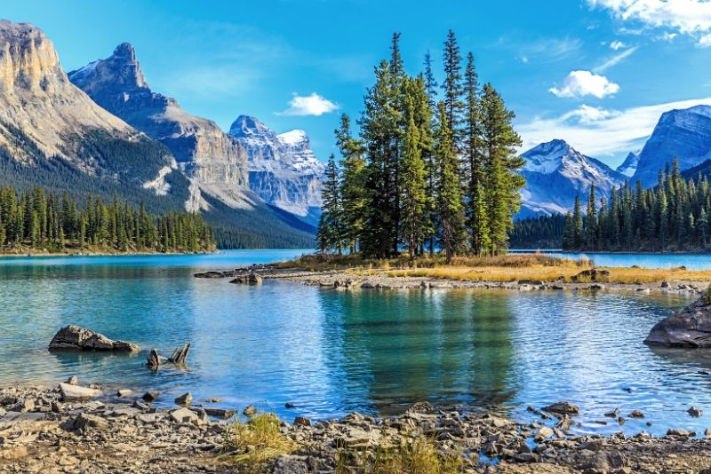 Jasper National Park, Canada - best national parks in the world