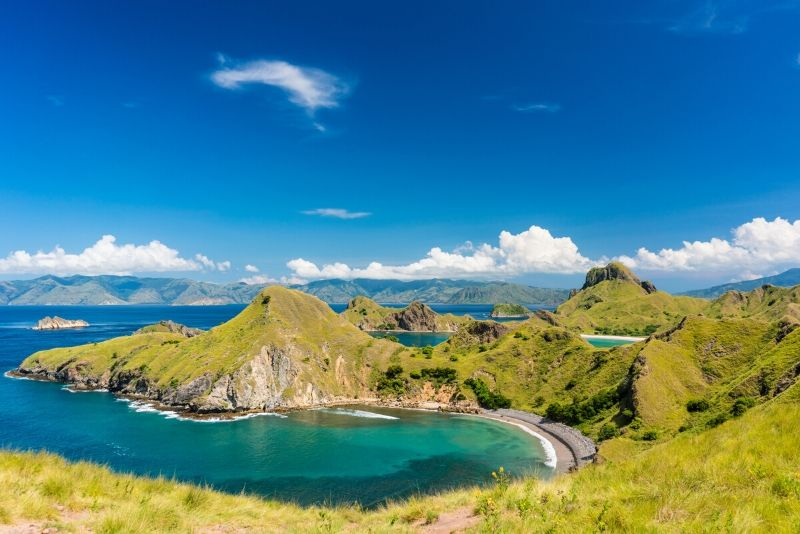 Komodo National Park, Indonesia - best national parks in the world
