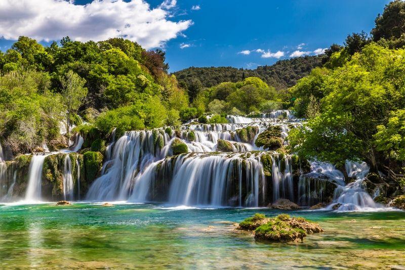 Krka National Park, Croacia - los mejores parques nacionales del mundo