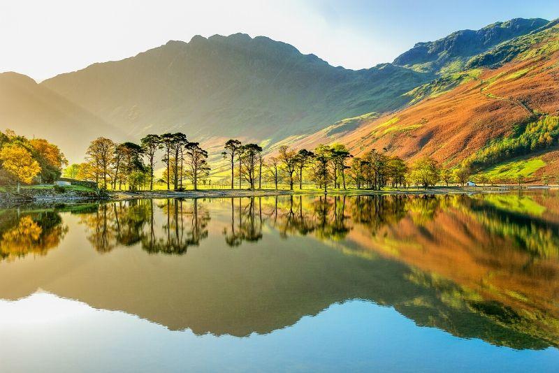 Lake District National Park, Reino Unido - los mejores parques nacionales del mundo